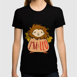 I'm a Leo T-shirt