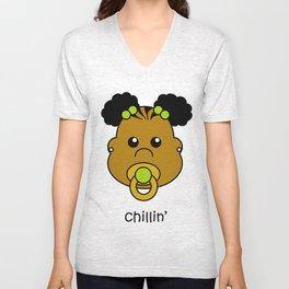 Chillin' Unisex V-Neck