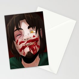 """Barty Hard"" - Dungeons & Doritos Stationery Cards"