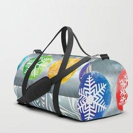 Christmas balls Duffle Bag