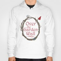 over the garden wall Hoodies featuring Over The Garden Wall by Tourmaline Design