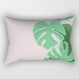 Dull Summer Rectangular Pillow