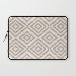 Sumatra in Tan Laptop Sleeve