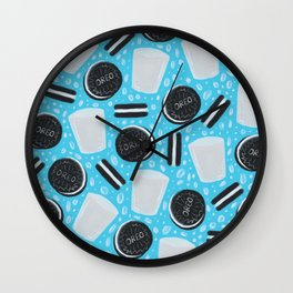 Oreo Love Wall Clock