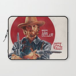 The Outlaw Josey Wales Laptop Sleeve