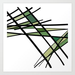 Urban Abstract I Art Print