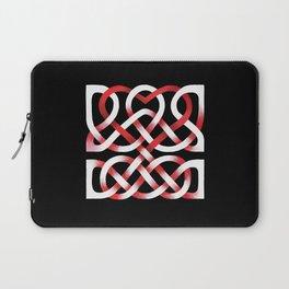 Celtic Heart Laptop Sleeve