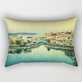 Agios Nikolaos Rectangular Pillow