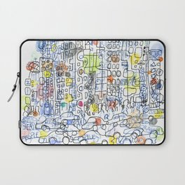 NYC colours Laptop Sleeve