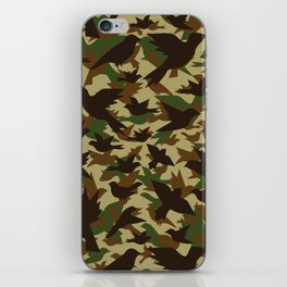 Bird Camouflage 2 iPhone Skin