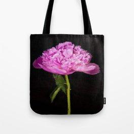 Monsieur Jules Elie Pink Peony Tote Bag