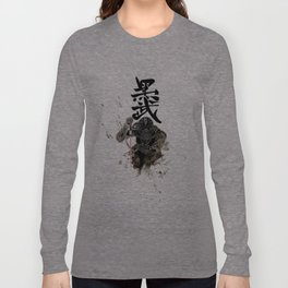 Darth in Dark Long Sleeve T-shirt