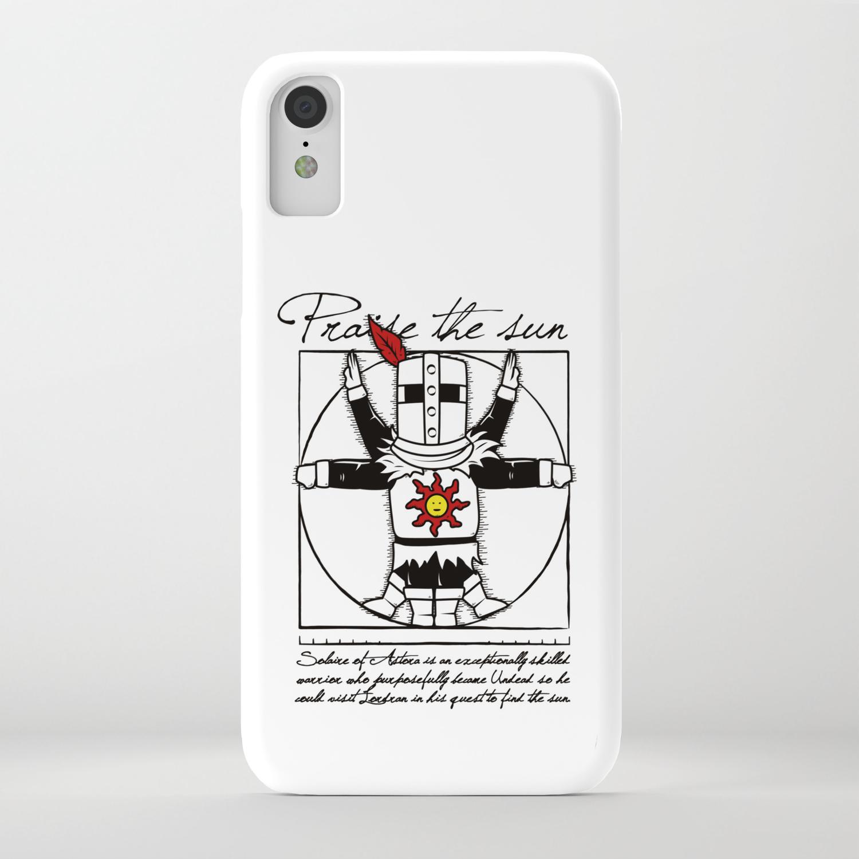 Praise The Sun iphone case
