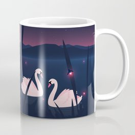 Swans – Love Will Save You Coffee Mug