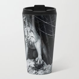 Deep in the NOPE forest Travel Mug
