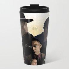 Breaking Bad - complete poster Metal Travel Mug