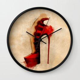 pokerface Wall Clock