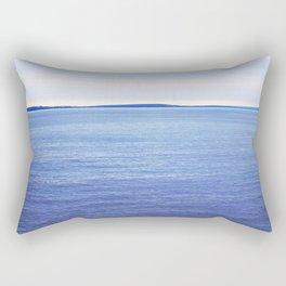 The Aron Islands Rectangular Pillow