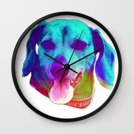 Nikky Boy Wall Clock