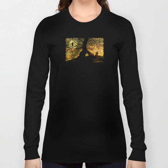 A mysterious place Long Sleeve T-shirt