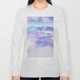 Dreaming landscape Long Sleeve T-shirt
