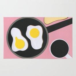Mr. D'z Breakfast Rug