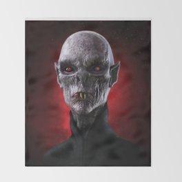 Nosferatu Throw Blanket