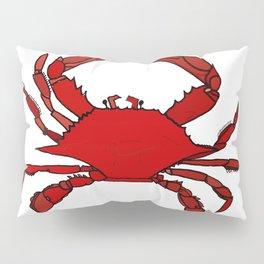Getting Crabby Pillow Sham