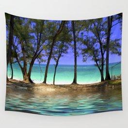 Paradise - Paradise Island, Bahamas Wall Tapestry
