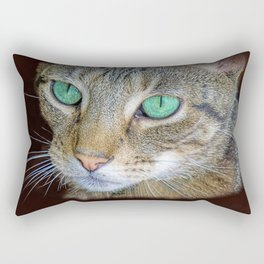 FELINE LOVE Rectangular Pillow