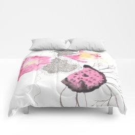 Scandi Micron Art Design | 170412 Telomere Healing 23 Comforters