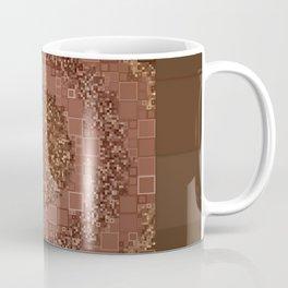 (Was) Green Mold Mandala 3 Coffee Mug