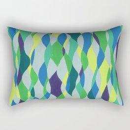 Resist Much Rectangular Pillow