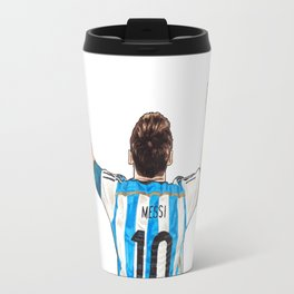 Messi - Argentina Travel Mug