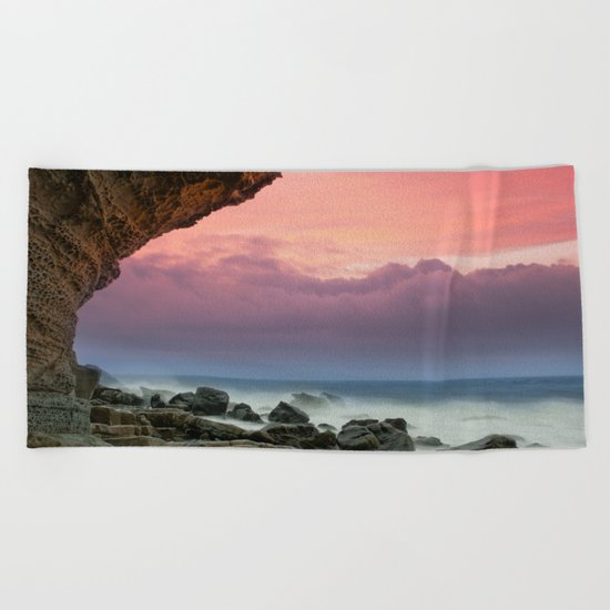 Coasting Beach Towel