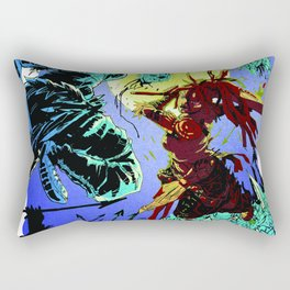 BLOODMEAT!! Rectangular Pillow