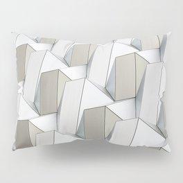 Pattern cubism Pillow Sham