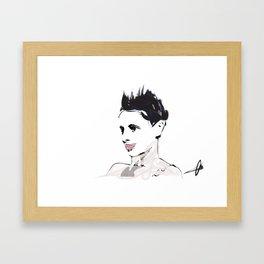 SEVERED Framed Art Print