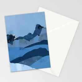 Mountain X Stationery Cards