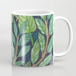 To The Forest Floor Coffee Mug