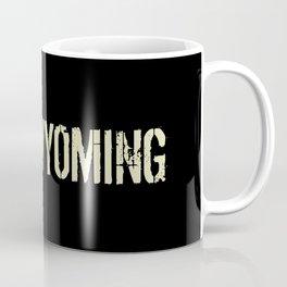 Black Flag: Wyoming Coffee Mug