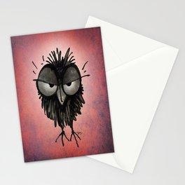 Grumpy Owl Stationery Cards