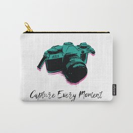 Capture Every Moment Carry-All Pouch
