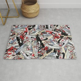 "Off-White The ""Ten"" Rug"
