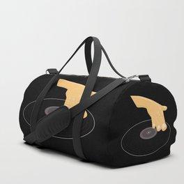 Dj Scratch Duffle Bag