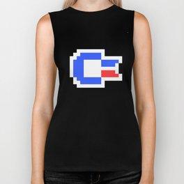 Pixel C64 Biker Tank