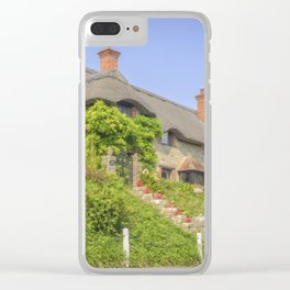 Godshill. Clear iPhone Case