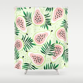 Juicy Surprise #society6 #decor #buyart Shower Curtain