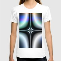 saturn T-shirts featuring Saturn by Tami Cudahy