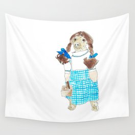 Smitten 2/ Son of Dorothy Wall Tapestry